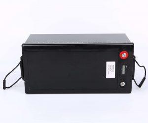 Bateria recarregável de lítio 12,8 V 200 Ah para armazenamento de energia, substituição de chumbo-ácido, bateria 12 V lfp para reserva solar