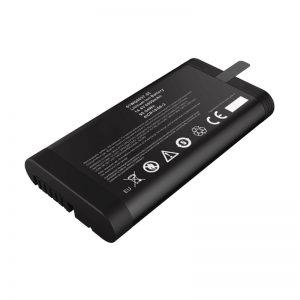 14,4 V 6600mAh 18650 bateria de íon de lítio Panasonic bateria para testador de rede com porta de comunicação SMBUS