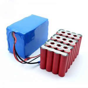 Customizado de alta qualidade bom preço venda superior 18650 bateria 24V 8.8Ah