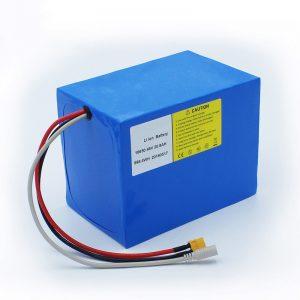 Bateria de lítio 18650 48V 20.8AH para bicicletas elétricas e kit e bike