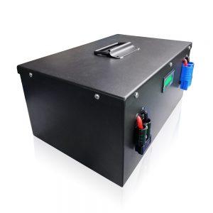 Bateria de lítio Lifepo4 24V 100Ah personalizada
