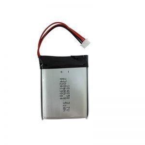 3.7V 2300mAh Instrumentos de teste e equipamentos baterias de lítio de polímero AIN104050