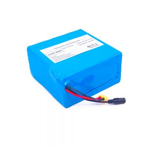 Conjunto de bateria 32650 Lifepo4 4S4P 12V 12,8V 24Ah Li-ion com 4S 20A Balanced BMS
