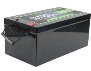 TUDO EM UM Pacotes de baterias LiFePO 36v 100ah