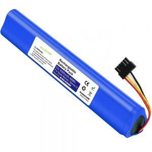 Bateria de reposição 4000mAh 12V NiMh para Neato Botvac Series e D Series Robotic Vacuum 945-0129