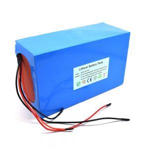 Bateria de lítio 48v / 20ah para scooter elétrica