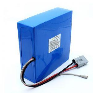 Bateria de íon-lítio de 60 volts 30Ah 50Ah para scooter elétrico