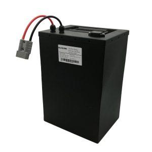 ALL IN ONE bateria prismática lifepo4 72V40Ah para bicicletas elétricas