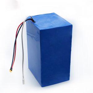 Baterias de bateria de lítio 72V 30Ah com bateria de lítio para motocicleta e scooter elétrica tudo em um