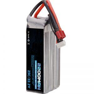 venda de bateria recarregável de polímero de lítio 22000 mah 6s lipo