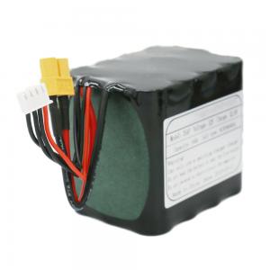 Células de bateria recarregável 18650 3S4P bateria de íon-lítio 11.1V 10Ah para lâmpada solar LED