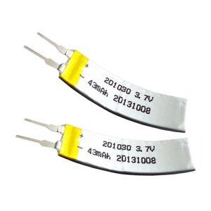 Bateria LiPO Personalizada 3.7V 43mAH