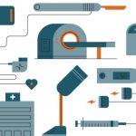 Soluções para baterias médicas e de saúde
