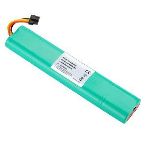 Baterias recarregáveis NIMH para aspirador de pó roomba robô Neato Botvac