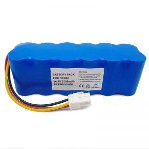 bateria de substituição de aspirador de pó de 14,4 V de alta qualidade para navibot SR8750 DJ96-00113C VCA-RBT20