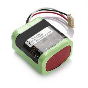 Beston Scooba Mint5200B 7,2 V 3Ah bateria recarregável Ni-MH de reposição para aspirador de pó iRobot